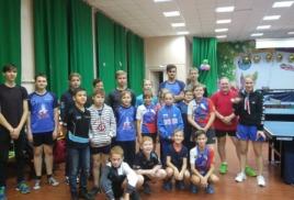 Дружественный турнир в Северодвинске